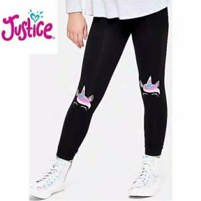 Jual Celana Legging Anak Perempuan Merk Justice Sisa Ekspor Unicorn Jakarta Barat Halona45 Tokopedia