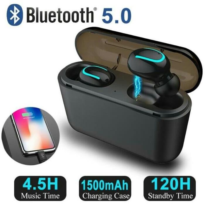Foto Produk HBQ-Q32 tws bluetooth Headset Sport dari HappyStyleStore