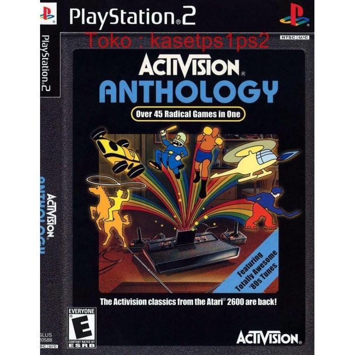 Jual Activision Anthology Cd Ps2 Kaset Ps2 Game Ps2 Kota Semarang Gamekonsol Tokopedia