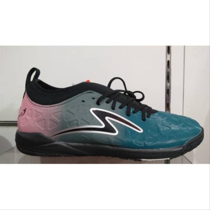 Jual Sepatu Futsal Specs Swervo Inertia In Hijau Pink Kab