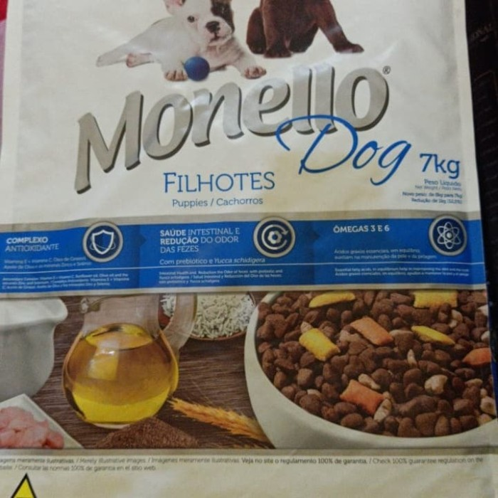 Foto Produk monello puppy dog food 8kg dari haagenpetshop