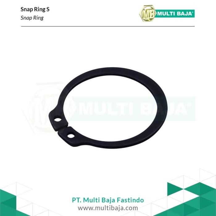 Foto Produk Baja Snap Ring S10 dari Multi Baja Fastindo