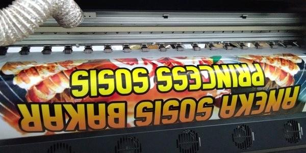 jual spanduk banner sosis bakar 150cmx70cm color full kota bandung buku pandai atk tokopedia tokopedia