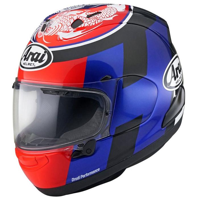 Foto Produk Arai RX7X HASLAM SB 2019 Helm Full Face - HASLAM SB Ready Stock - XL dari Helm Cargloss