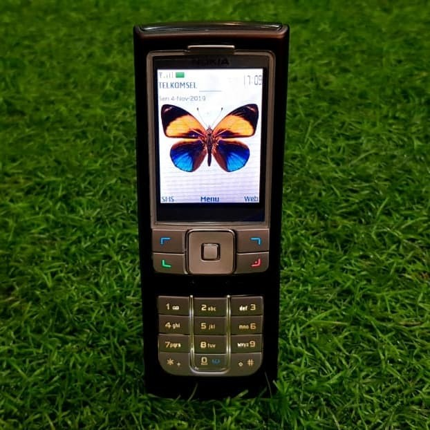Foto Produk HP Jadul Model Slide Nokia 6270 Normal dari BaBeQu Shop