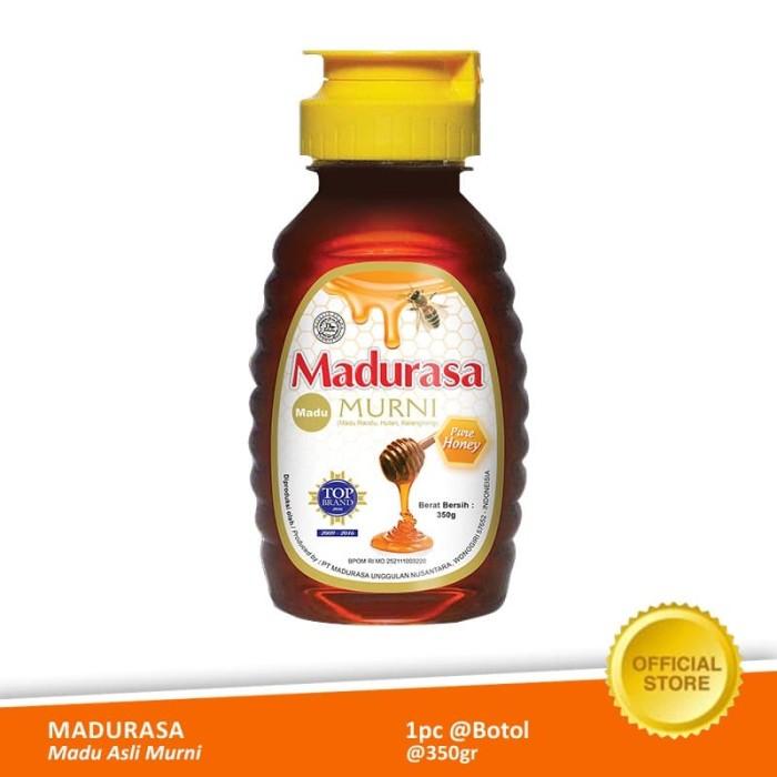 Foto Produk MADURASA BOTOL MURNI 350gr PET dari Air Mancur Official Shop