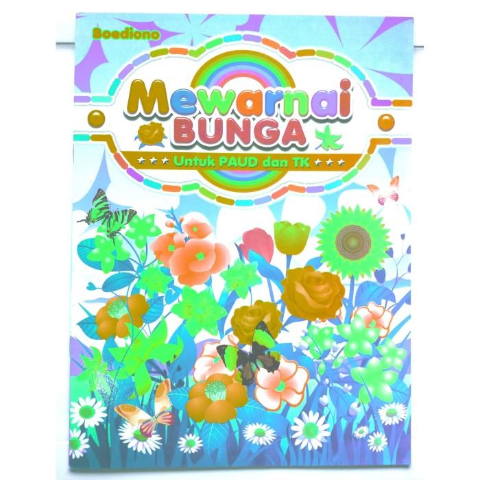 Jual Buku Anak Paud Tk Mewarnai Bunga Jakarta Timur Pustaka Berkah Buku Tokopedia