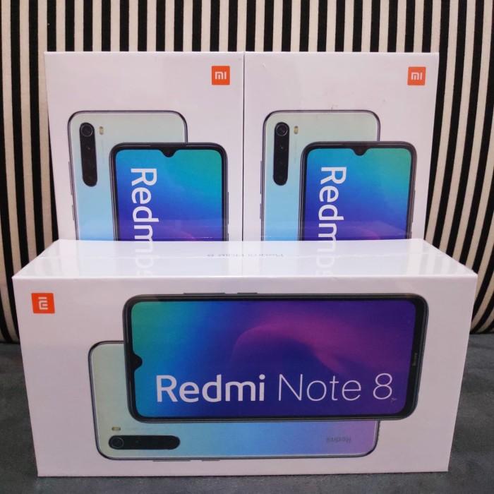 Foto Produk Xiaomi Redmi Note 8 4/64 GB Garansi Resmi - Biru dari Itaran