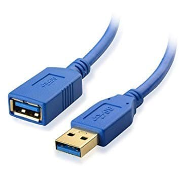 Foto Produk Kabel Extension USB 3.0 3m High Speed dari Duta Online Shop