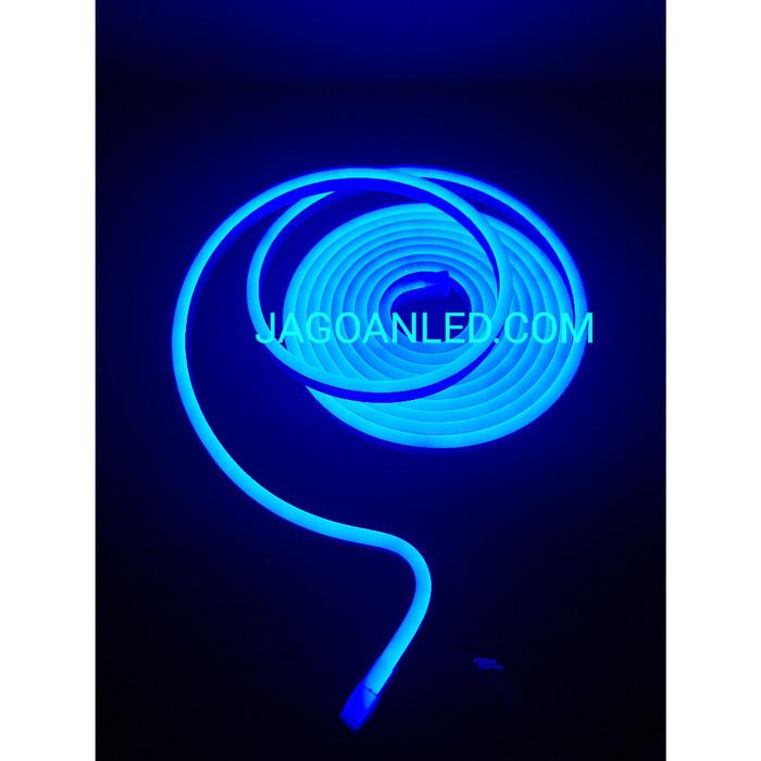 Jual Led Neon Flex Dc 12v Blue Neon Flex Biru Kota Malang Jagoanled Tokopedia