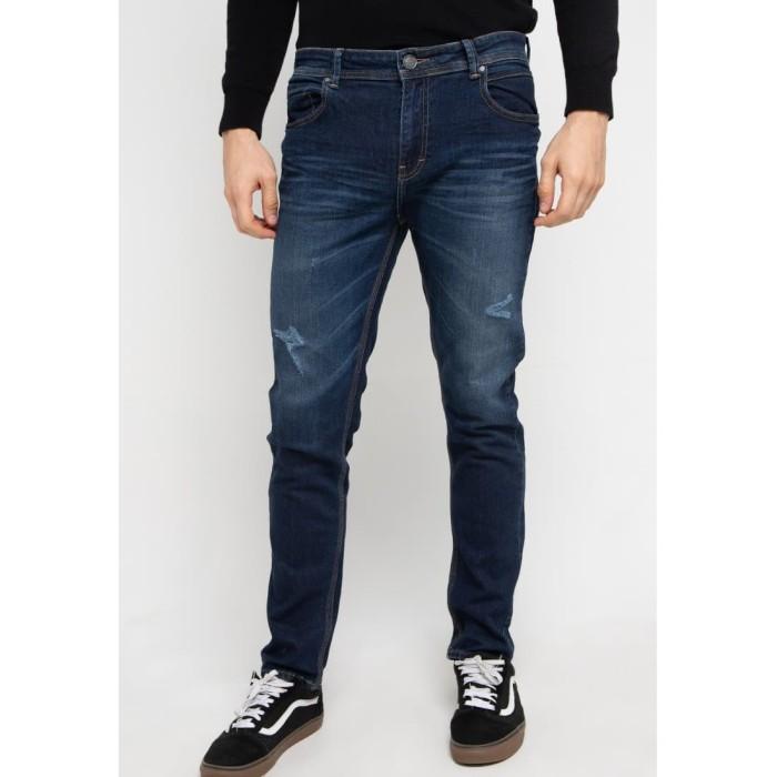 Foto Produk TRIPLE Celana Jeans (289 828-BWA) Slim Fit - 27 dari Triple Jeans Official