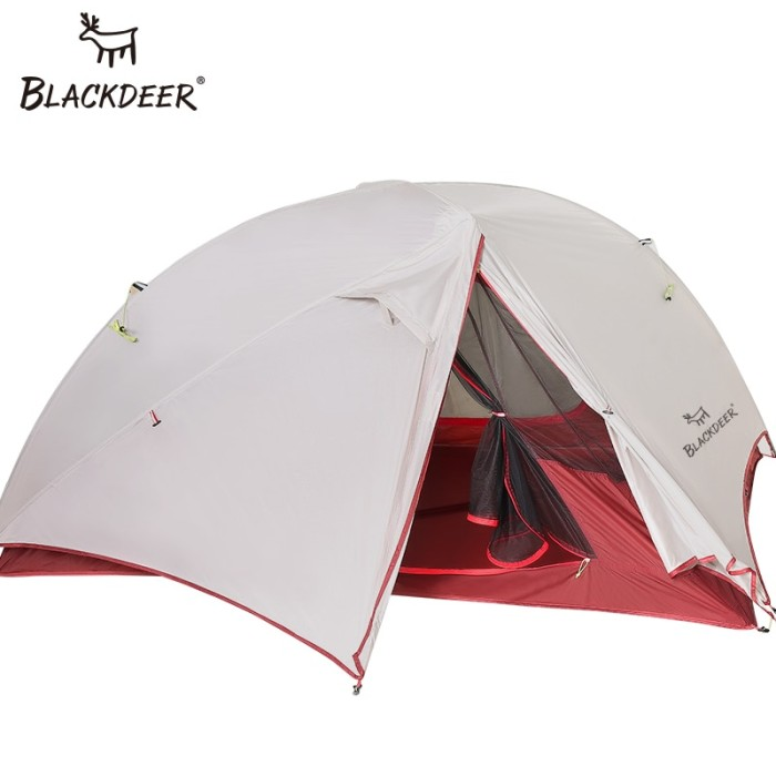 Jual Premium 2 Person Upgraded Ultralight Tent 20d Nylon Silicone Coated Jakarta Pusat Suneoshopp Tokopedia