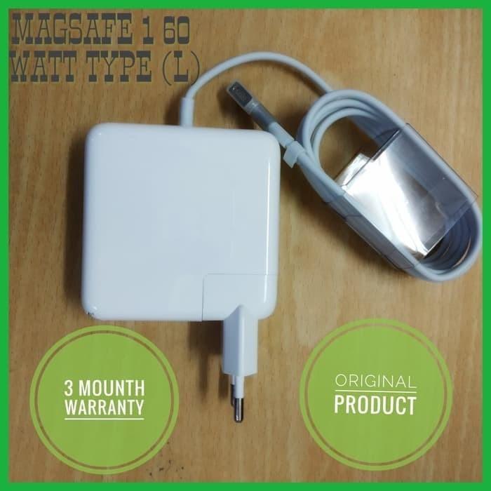 Foto Produk Adaptor Charger Original Apple Mac book Pro MacBook Magsef 1 60W 2012 dari ANUGRAH INDONSIA