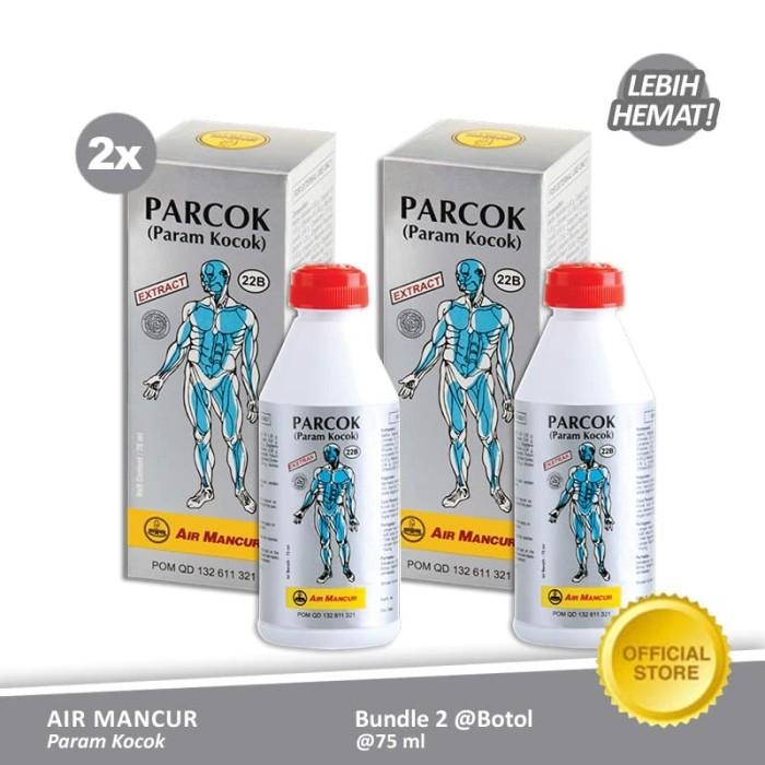 Foto Produk PARAM KOCOK 75ML (bundle 2 pcs) dari Air Mancur Official Shop