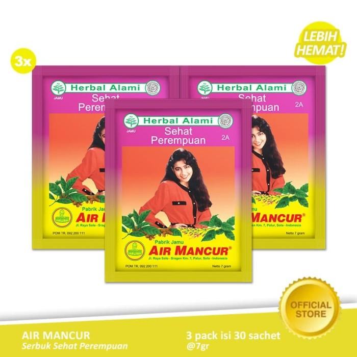 Foto Produk SERBUK SEHAT PEREMPUAN (bundle 3) dari Air Mancur Official Shop