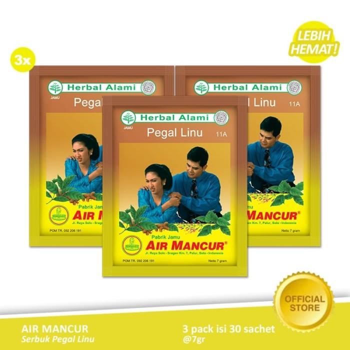 Foto Produk SERBUK PEGAL LINU (bundle 3) dari Air Mancur Official Shop