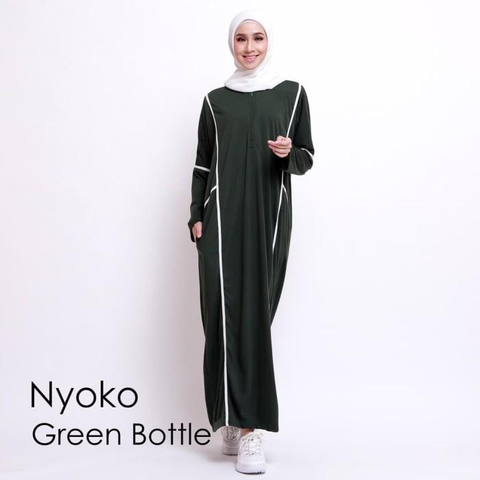 Jual Gamis Kaos Dupbasic Gamis Kaos Nyoko Gamis Casual Fashion Original Kota Bandung Geray Muslimah Tokopedia