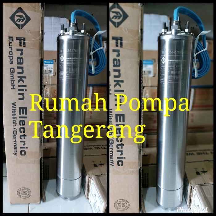 Jual Best Seller Dinamo Mesin Pompa Franklin 5 5hp 3phase Kota Bandung Berkah Elektroniks Tokopedia