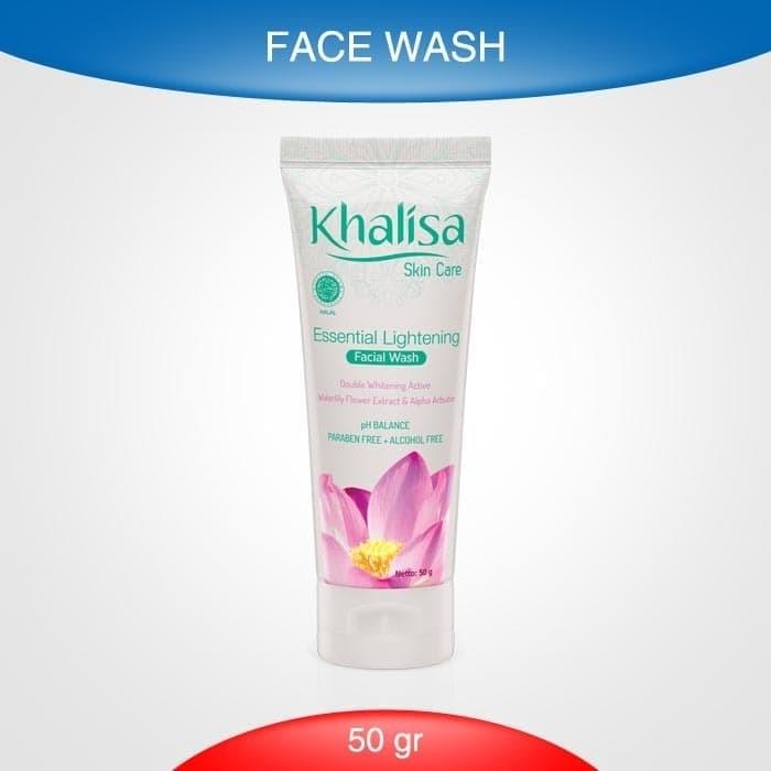 Foto Produk Khalisa Skin Care Facial Wash dari Rohto-Official-Store