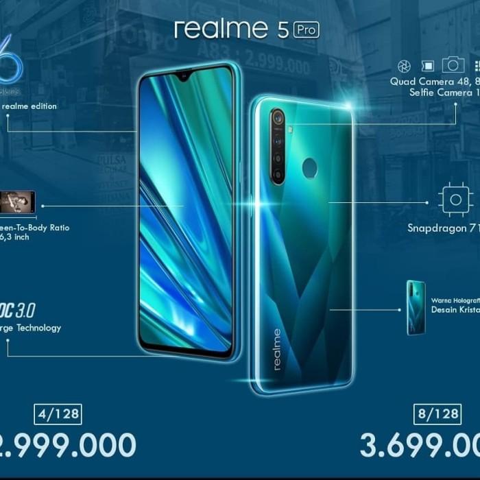 Realme 5 Pro Tutorial Editing
