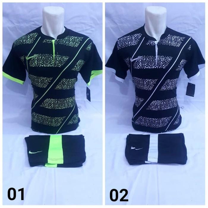 Jual Baju Olahraga Setelan DRIFIT Kaos Badminton Volly