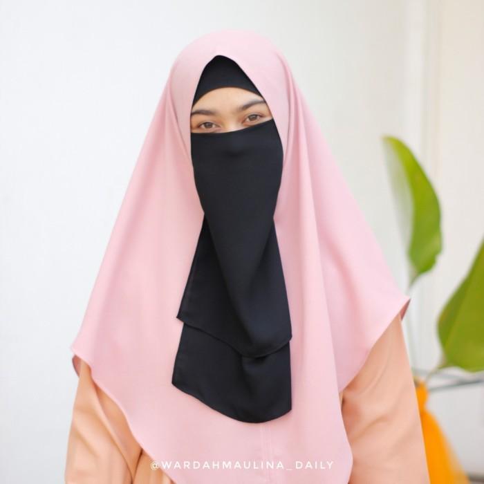 Jual Promo Aira Khimar Instant Tanpa Cadar Kab Bandung Hijabku Officiall Tokopedia