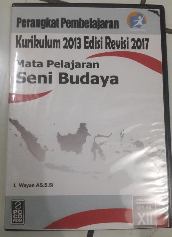 Jual Buku Sma Kelas 3 Cd Rpp K13 Sma Ma Mapel Seni Budaya Kls Xii Jakarta Selatan Purwa Pudjiastuti Tokopedia
