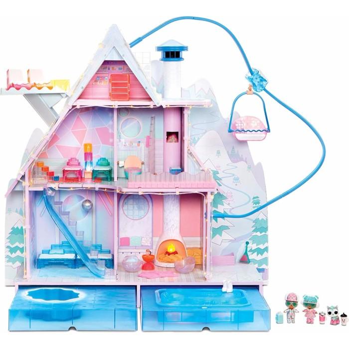 Foto Produk LOL / L.O.L. Surprise! Winter Disco Chalet Doll House - Hot Toys 2019 dari Fidgetoys.id