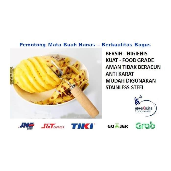 Foto Produk PEMOTONG MATA BUAH NANAS dari Gudang Metro JKT