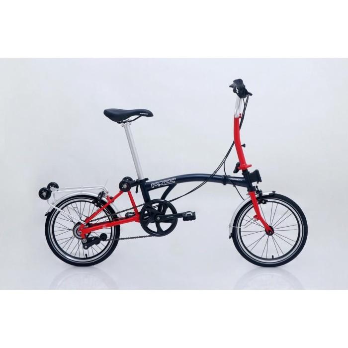 Foto Produk Element Sepeda Lipat Pikes 8 Speed dari Pusate