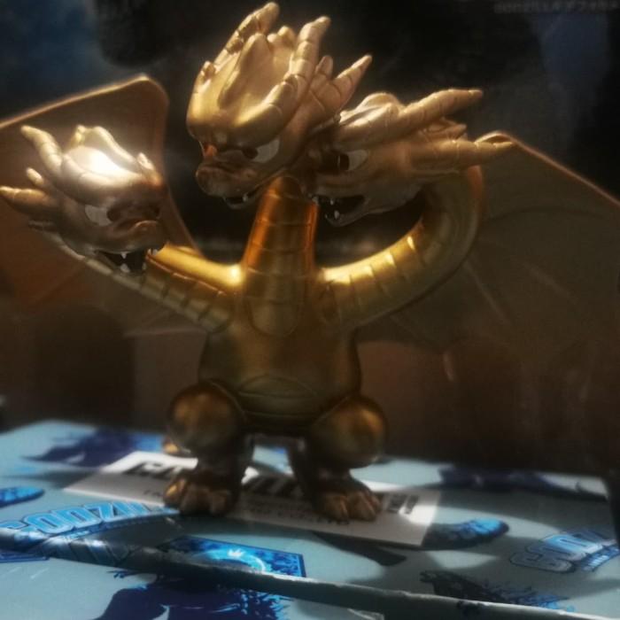 Jual Chibi Godzilla 2 Kotm King Ghidorah 2 Jakarta Pusat Ces Hobby Toy Tokopedia