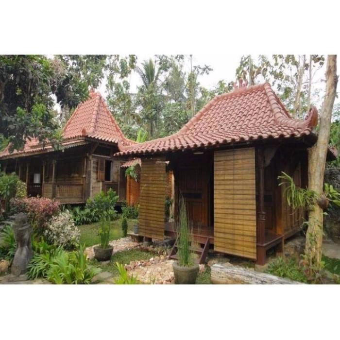 Jual Rumah kayu Disain Minimalis Jawa Timur