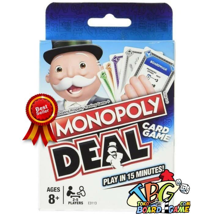 Foto Produk Monopoly Deal Card Game dari Toko Board Game