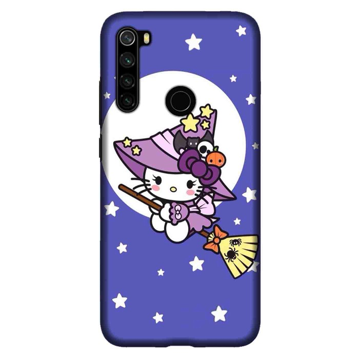 Jual Hello Kitty Halloween Witch 1 Casing Xiaomi Redmi Note 8 Case Kab Cianjur Kolamcase Tokopedia