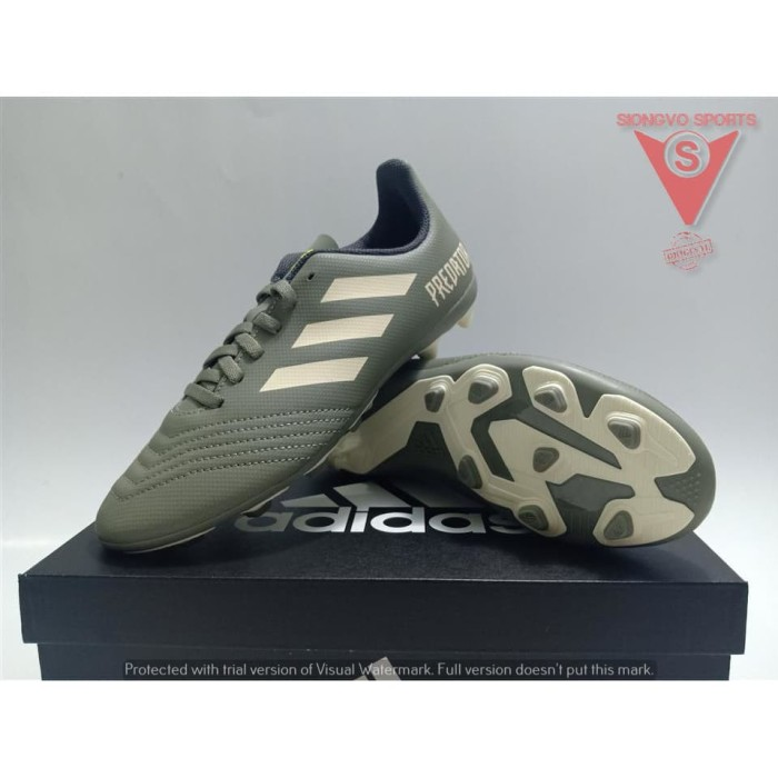 Jual Sepatu Bola Anak Adidas Predator 19 4 Fxg J Original Ef8221