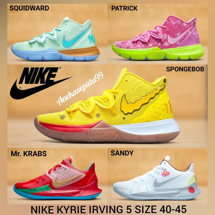 Foto Produk Sepatu Basket Nike Original - Sepatu Olahraga Basket Pria dan Wanita dari aneka sepatu99