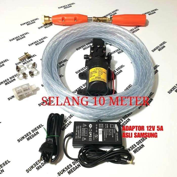 harga Steam alat mesin cuci motor mobil ac kendaraan pompa air 100psi tsl Tokopedia.com