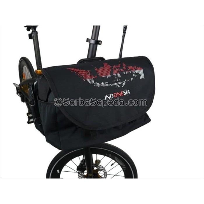 Foto Produk Tas Sepeda Lipat Luce - BRITISH dari Serba Sepeda