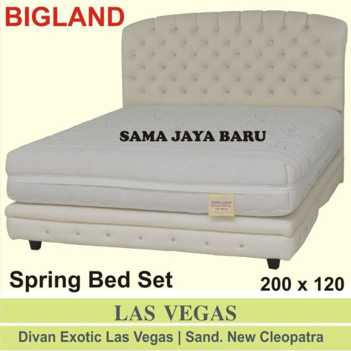 Las Vegas Hotel Platinum Bed