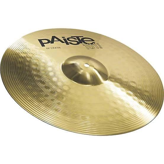 """Foto Produk Paiste 101 16"""" Crash Cymbal dari Meisa Musik"""