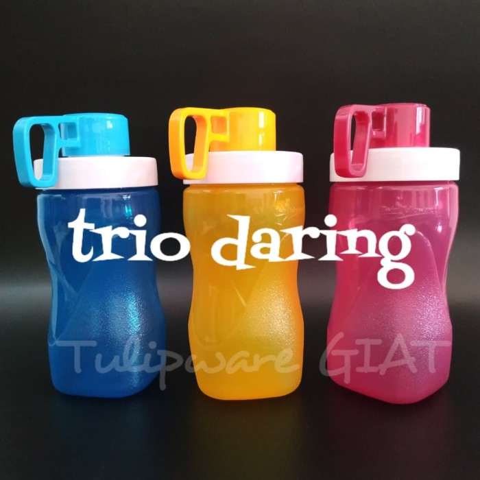 Foto Produk SALE Botol Minum Spesial Anti Tumpah Twin Tulipware dari TULIPWARE collection