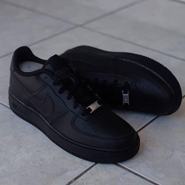 Black Leather BNWB 100% Original
