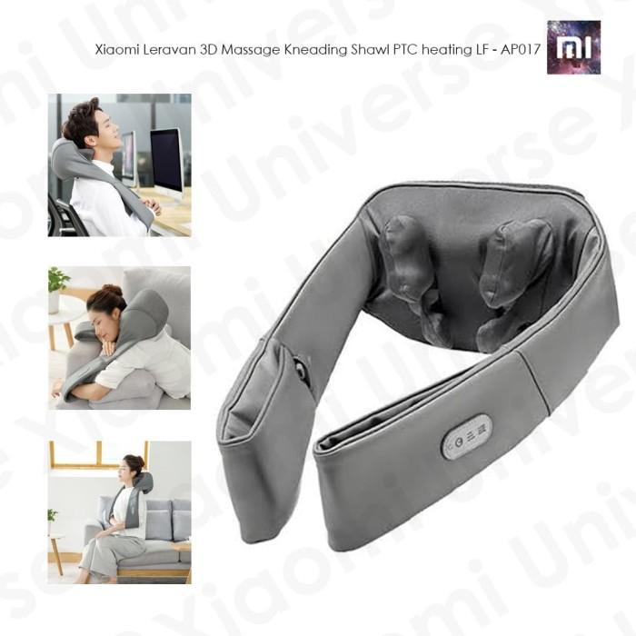 Foto Produk Xiaomi Leravan 3D Massage Kneading Shawl PTC heating LF - AP017 dari XiaomiUniverse