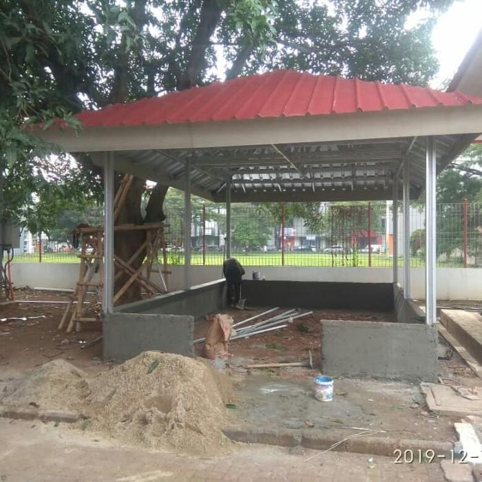 Jual Kanopi Amp Gazebo Kota Tangerang Selatan Samudra Karya