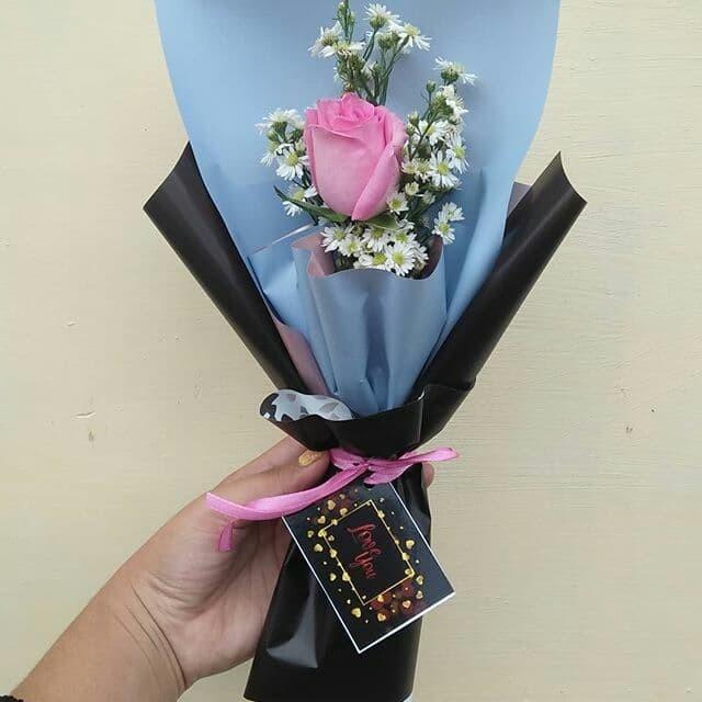 Jual Bunga Mawar 1 Tangkai Murah 35k Kota Medan Flower Mdn Tokopedia