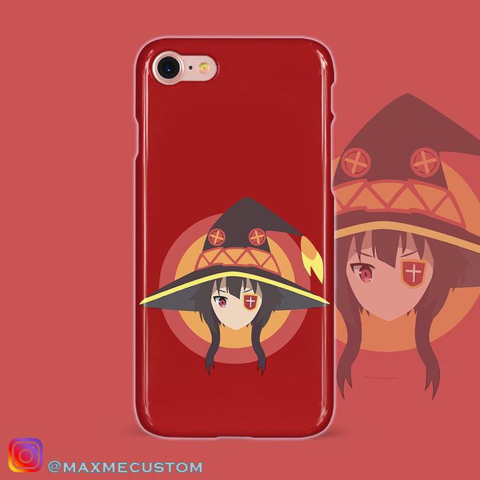 Jual Megumin Konosuba Anime Hard Case Jakarta Selatan Maxme Custom Tokopedia