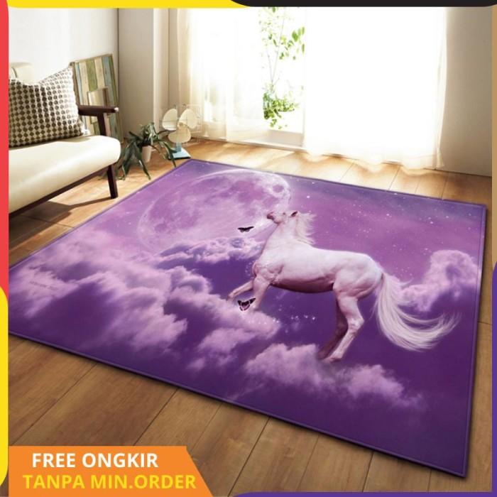 Horse Rug Karpet Ruang Tamu