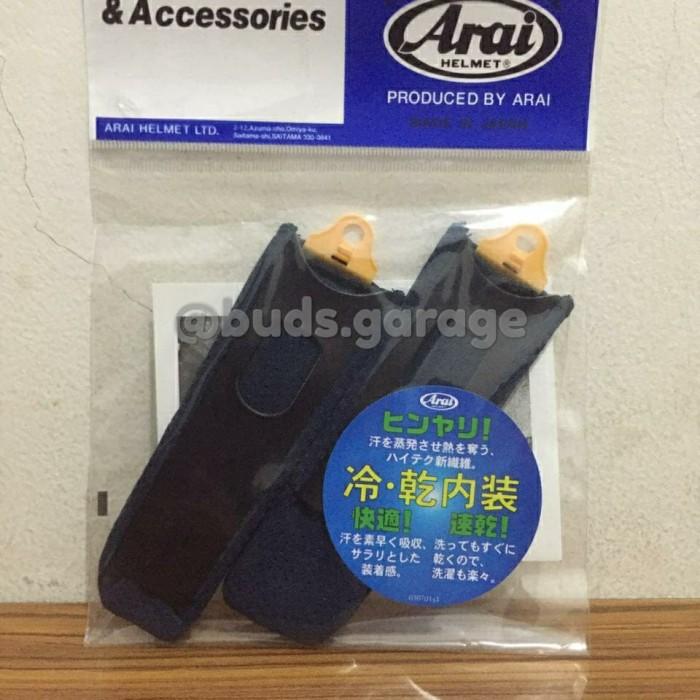Foto Produk Helm Arai Part Chinstrap RR4/RR5/RX7x new dari budsgarage