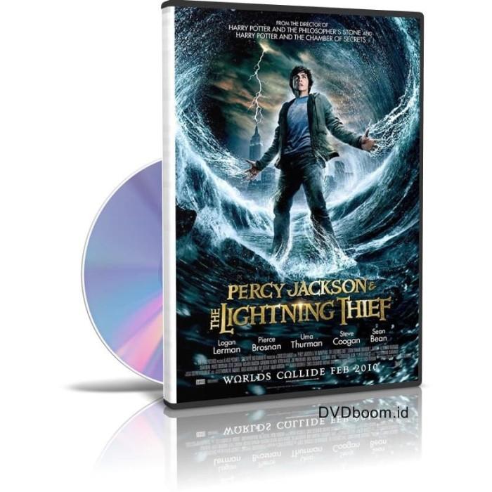 Jual Dvd Hollywood Percy Jackson The Olympians The Lightning Thief 2010 Kab Deli Serdang Dvd Boom Tokopedia