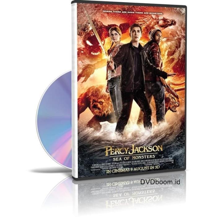 Jual Dvd Hollywood Percy Jackson Sea Of Monsters 2013 Kualitas Hd Kab Deli Serdang Dvd Boom Tokopedia